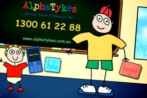 Alphatykes