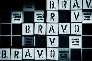 Bravo Logo Animation