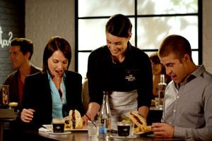 The Coffee Club – Gourmet Sandwiches