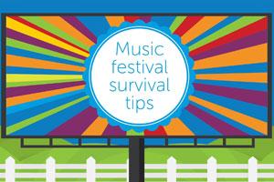 LIFE HACKS – MUSIC FESTIVALS
